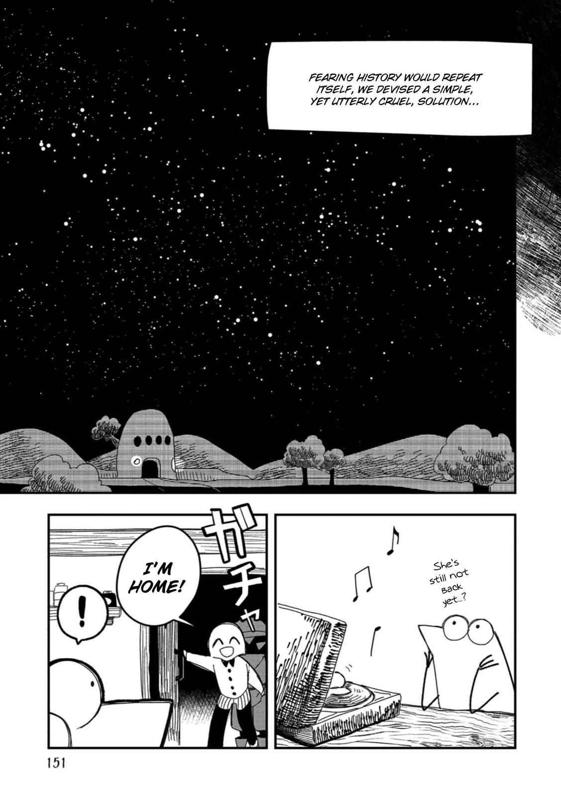Rojica To Rakkasei Chapter 24: Among The Fireflies page 37 - Mangakakalots.com