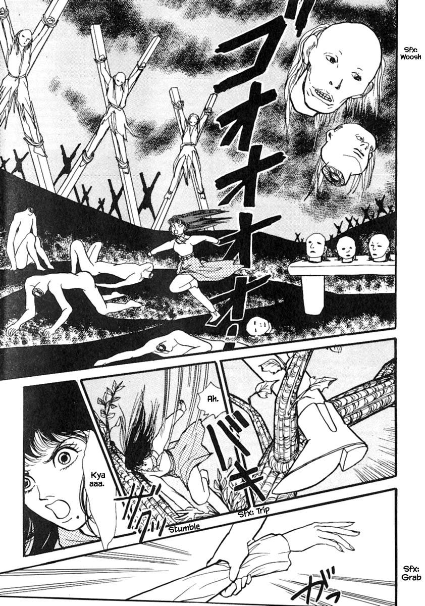 Shi To Kanojo To Boku Chapter 14.3 page 8 - Mangakakalots.com