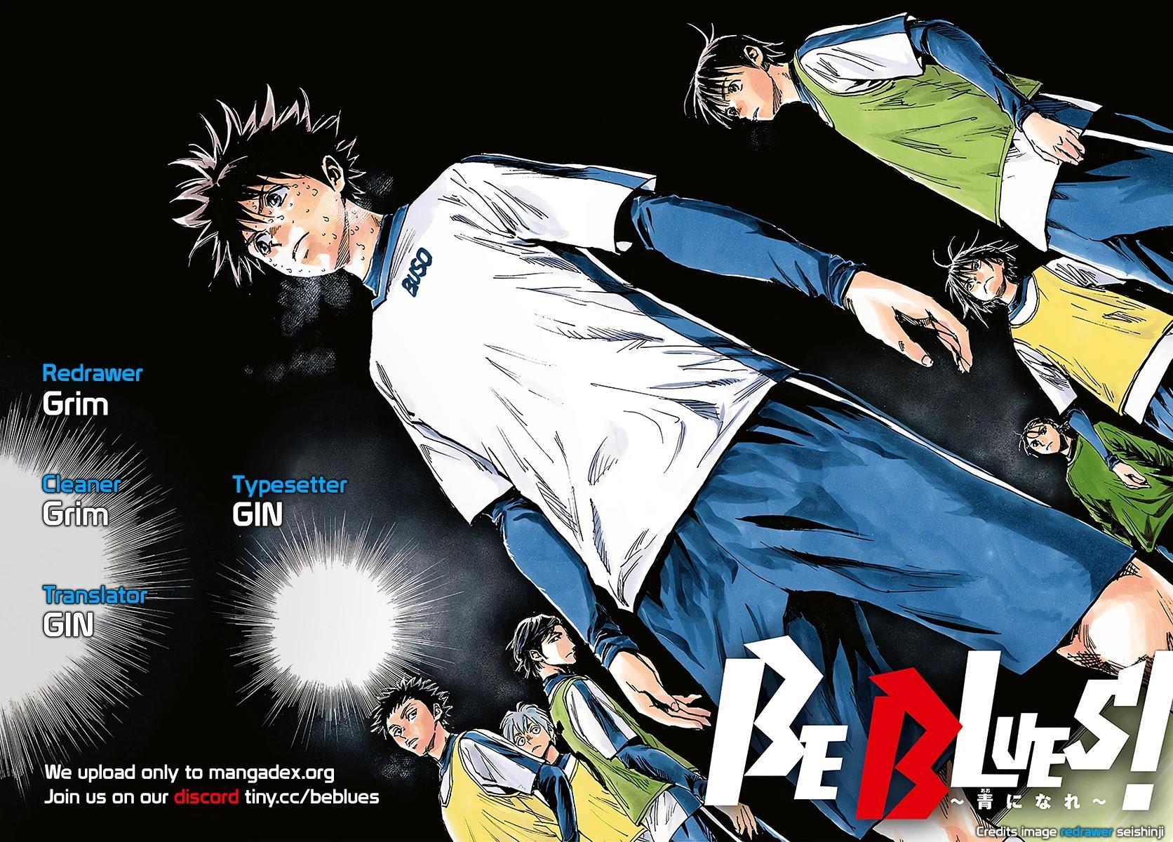 Be Blues ~Ao Ni Nare~ Chapter 453: Than The Ideal page 18 - Mangakakalots.com