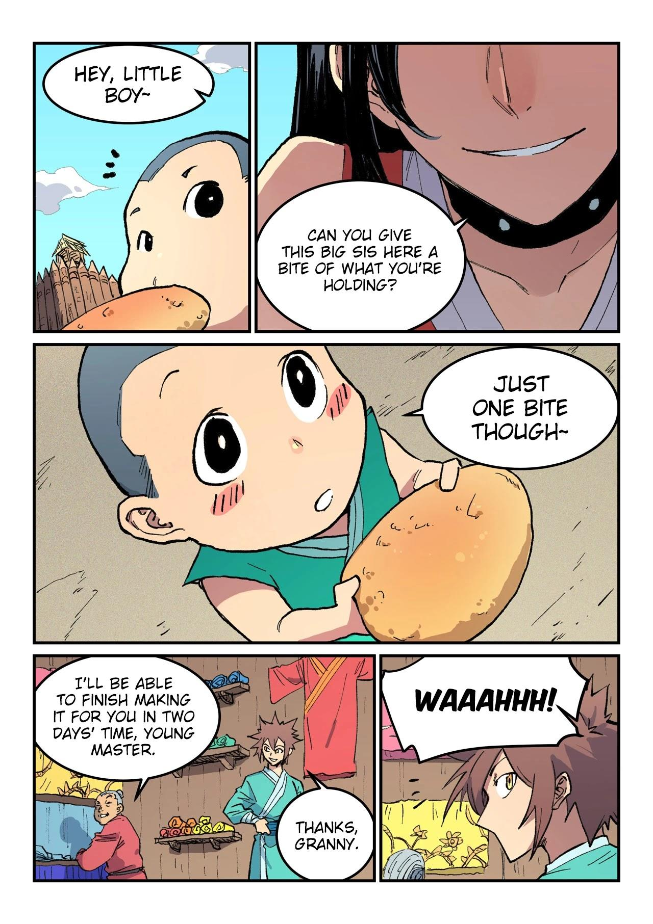 Star Martial God Technique Chapter 482 page 4 - Mangakakalots.com