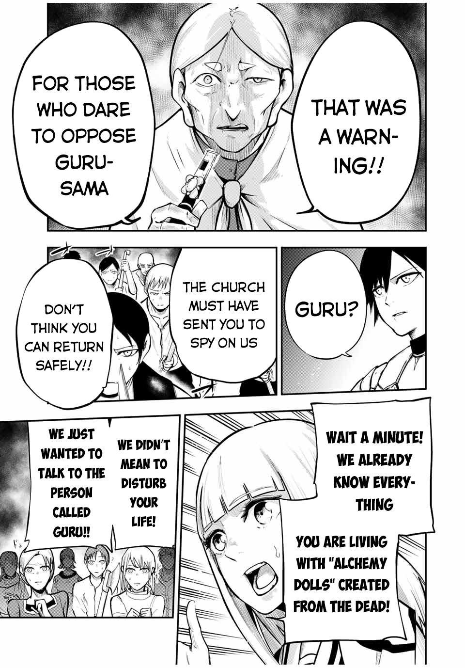 Dorei Tensei: Sono Dorei, Saikyou No Moto Ouji Ni Tsuki Chapter 37 page 10 - Mangakakalots.com