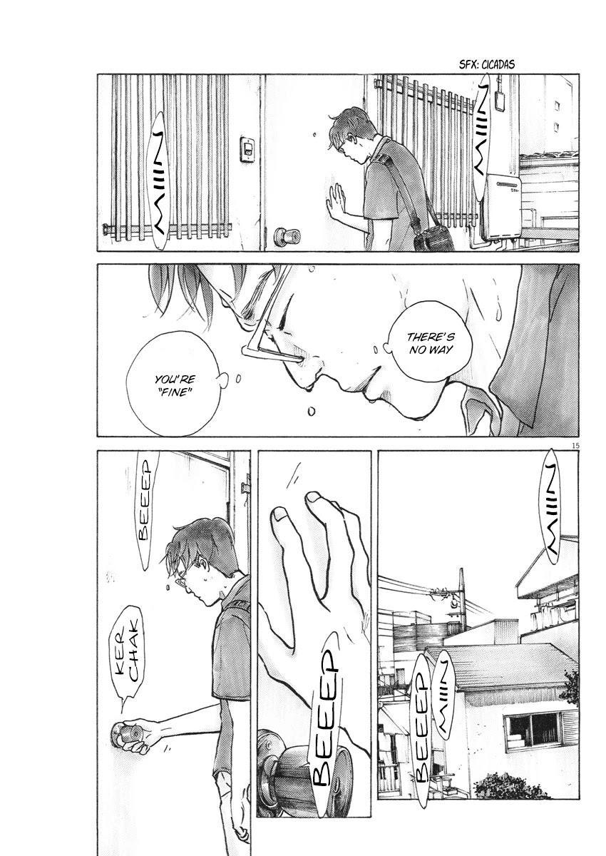 Saturn Return Chapter 10 page 17 - Mangakakalot