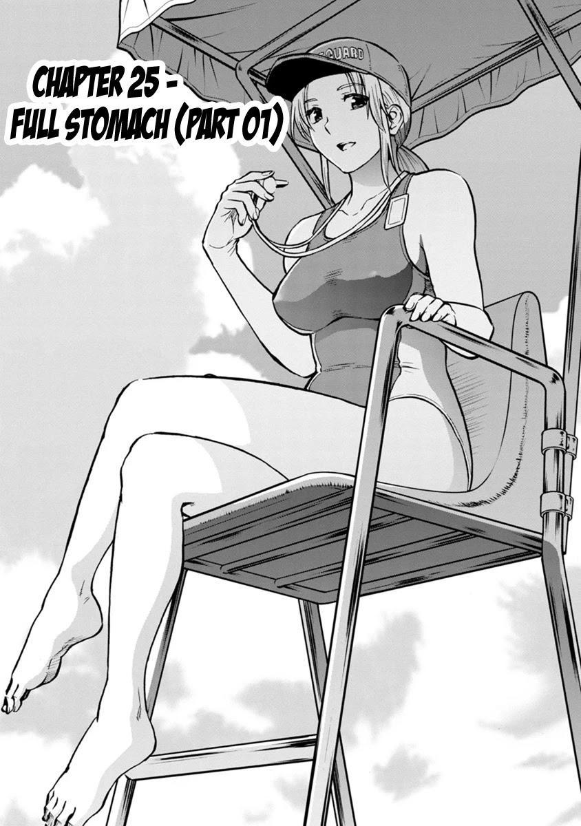 Dai Kyochuu Rettou Chapter 25.1: Full Stomach (Part 01) page 1 - Mangakakalots.com