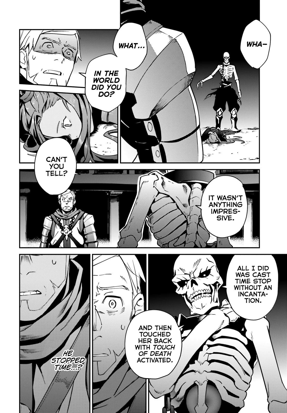 Overlord Chapter 66 page 2 - Mangakakalots.com
