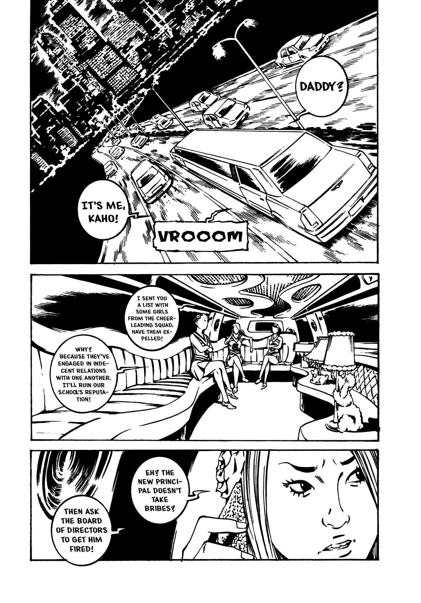 Deathco Chapter 10: Dead-Queen-Bee page 19 - Mangakakalots.com