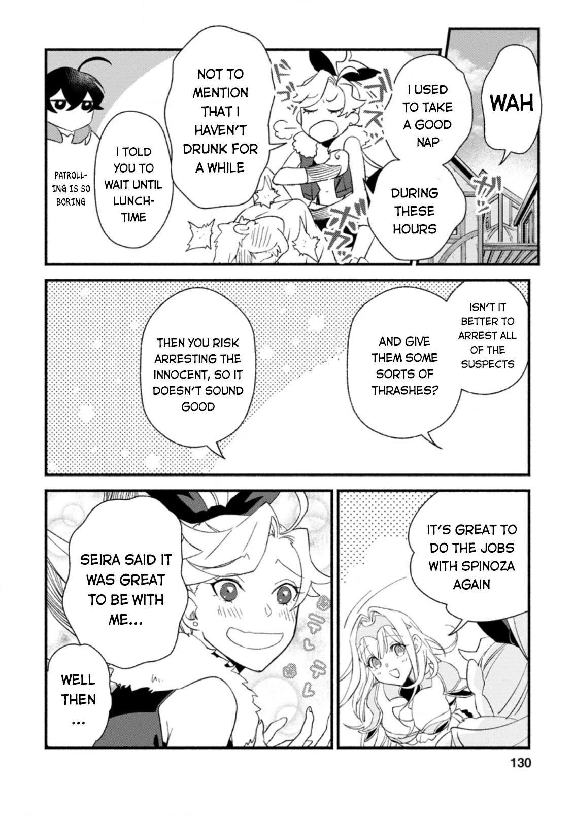 Sono Monban, Saikyou Nitsuki: Tsuihou Sareta Bougyo Ryoku 9999 No Senshi, Outo No Monban Toshite Musou Suru Chapter 5 page 9 - Mangakakalots.com