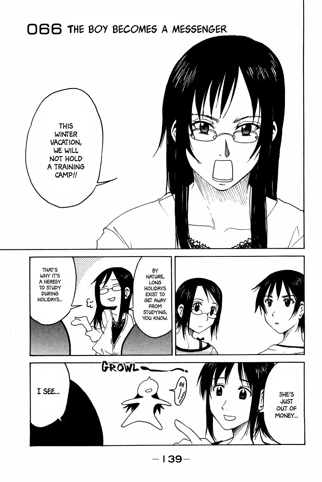 Joshidaisei Kateikyoushi Hamanaka Ai Chapter 66 page 1 - Mangakakalots.com