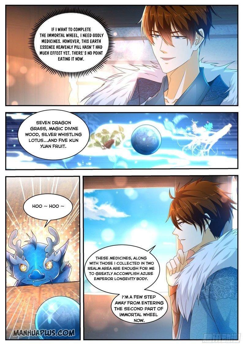 Rebirth Of The Urban Immortal Cultivator Chapter 478 page 3 - Mangakakalots.com