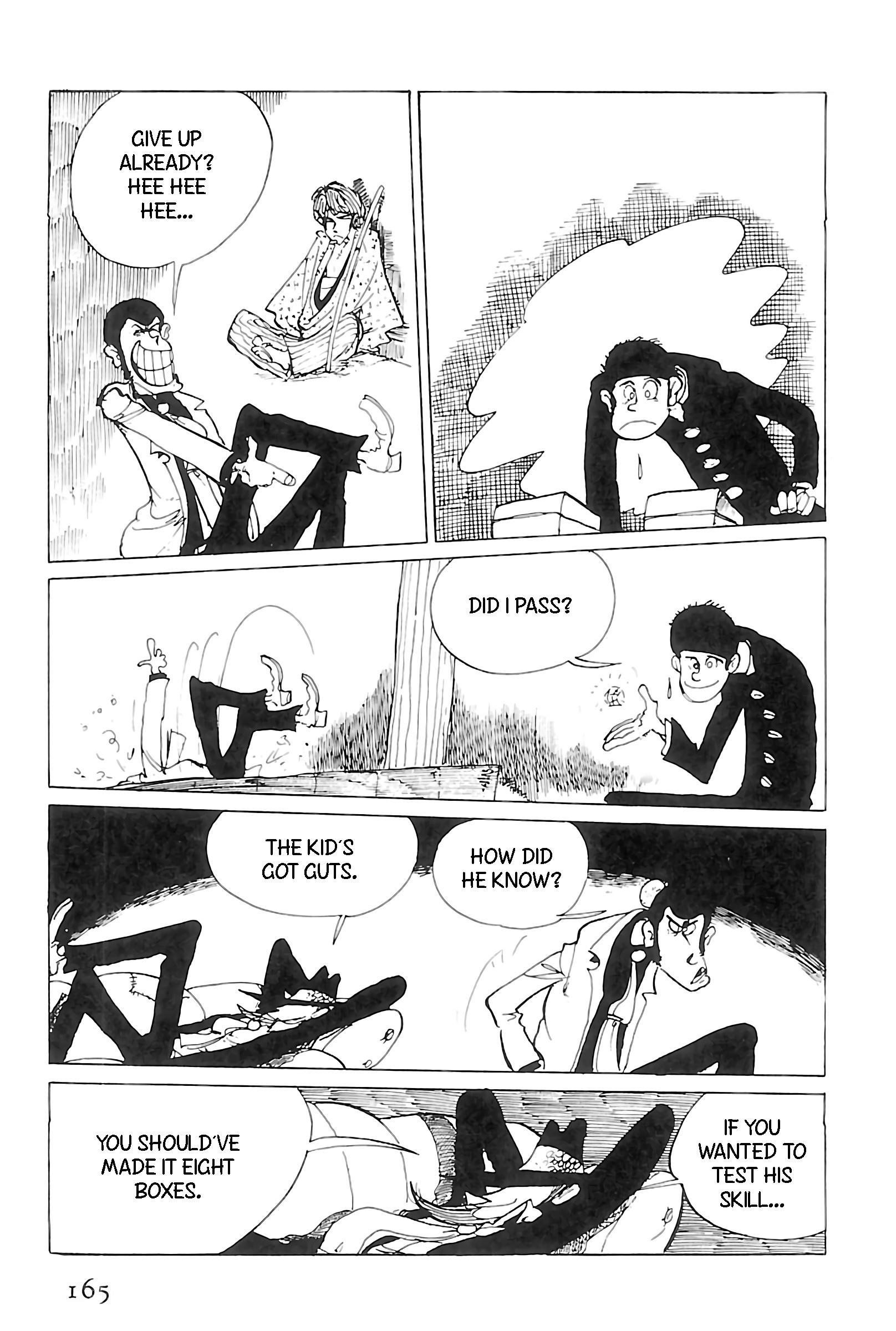 Lupin Iii: World'S Most Wanted Vol.11 Chapter 123: Regifting page 5 - Mangakakalots.com