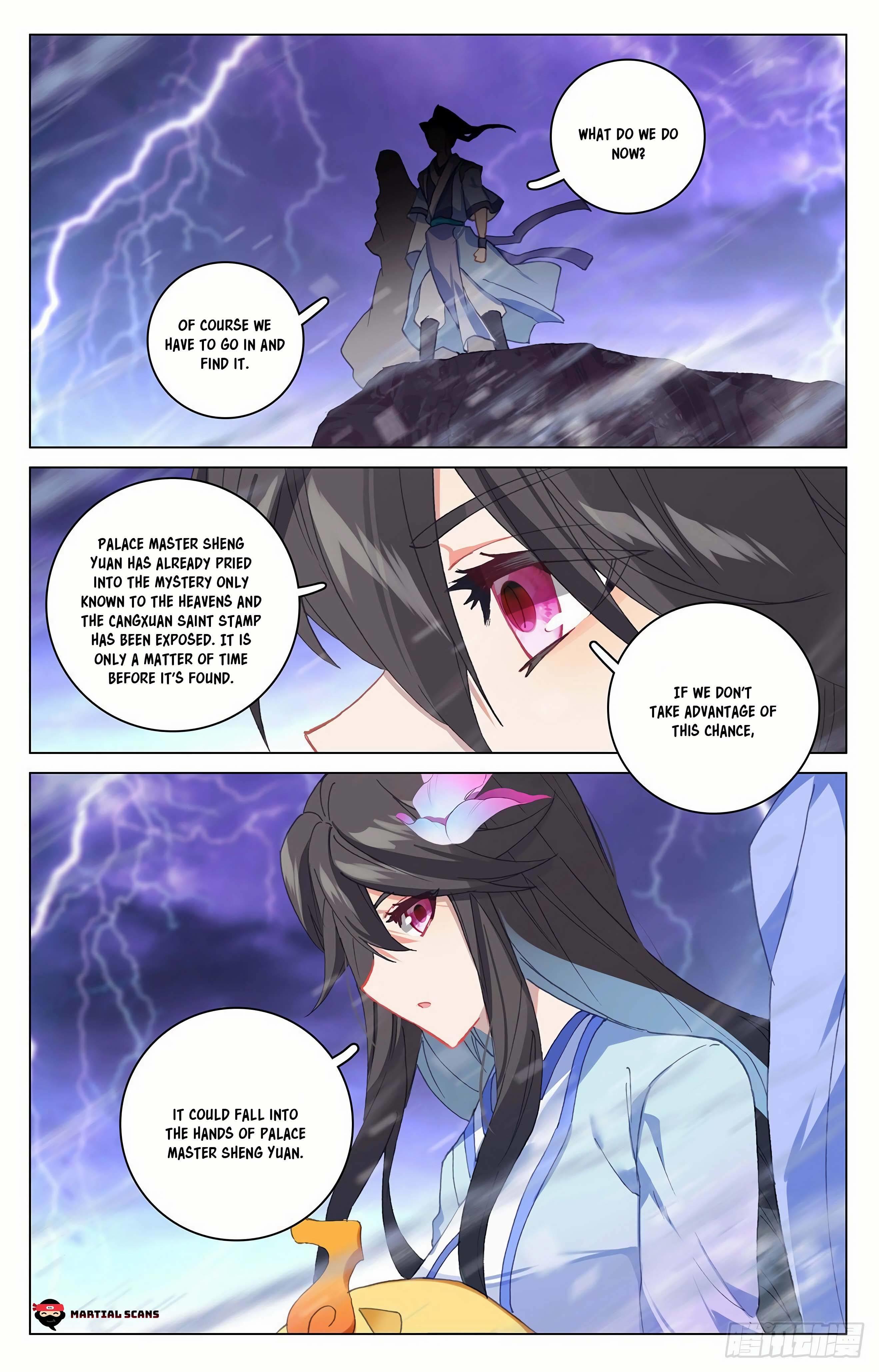 Yuan Zun Chapter 342 page 5 - Mangakakalot