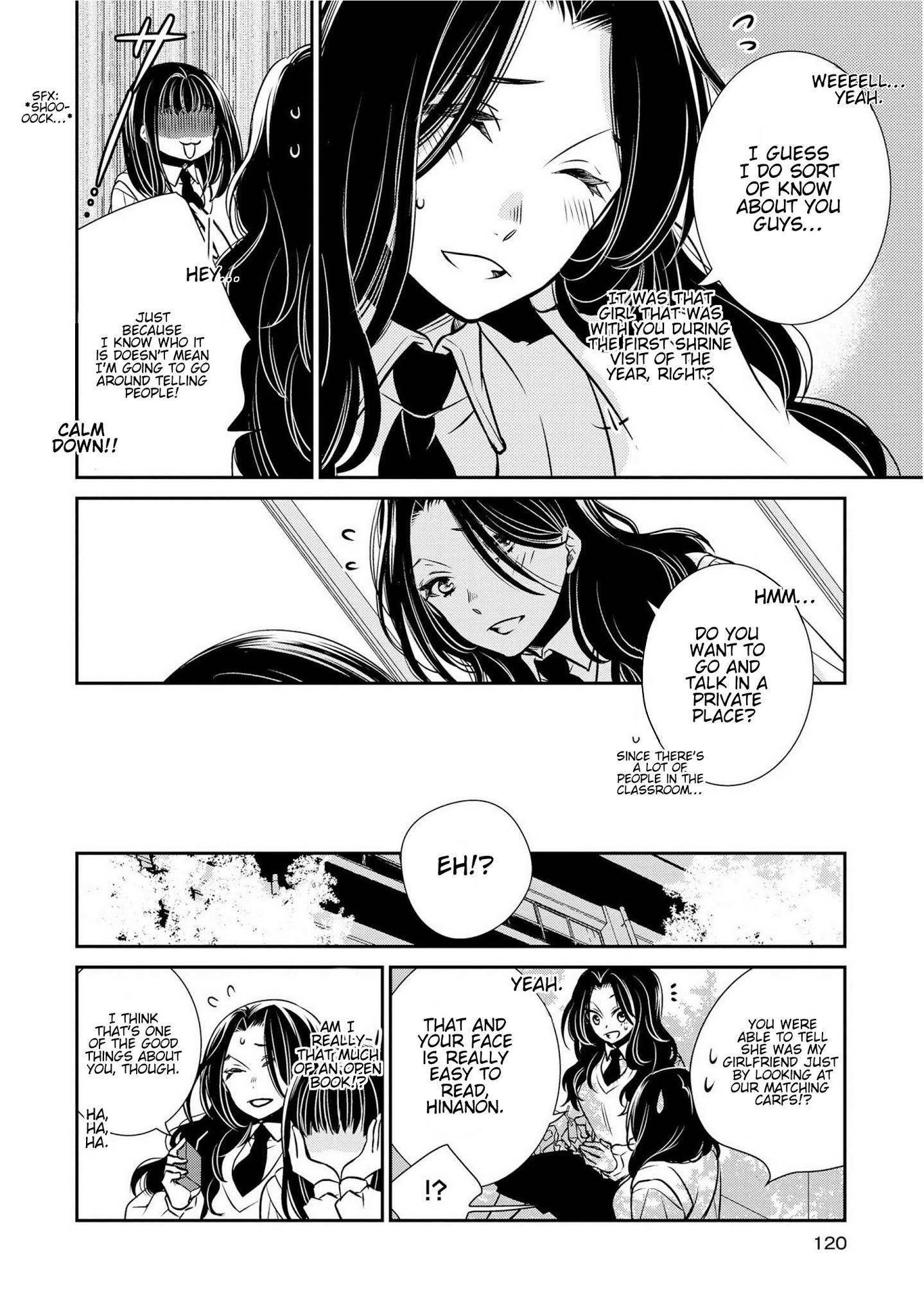 Itoshi Koishi Chapter 10 page 13 - Mangakakalots.com