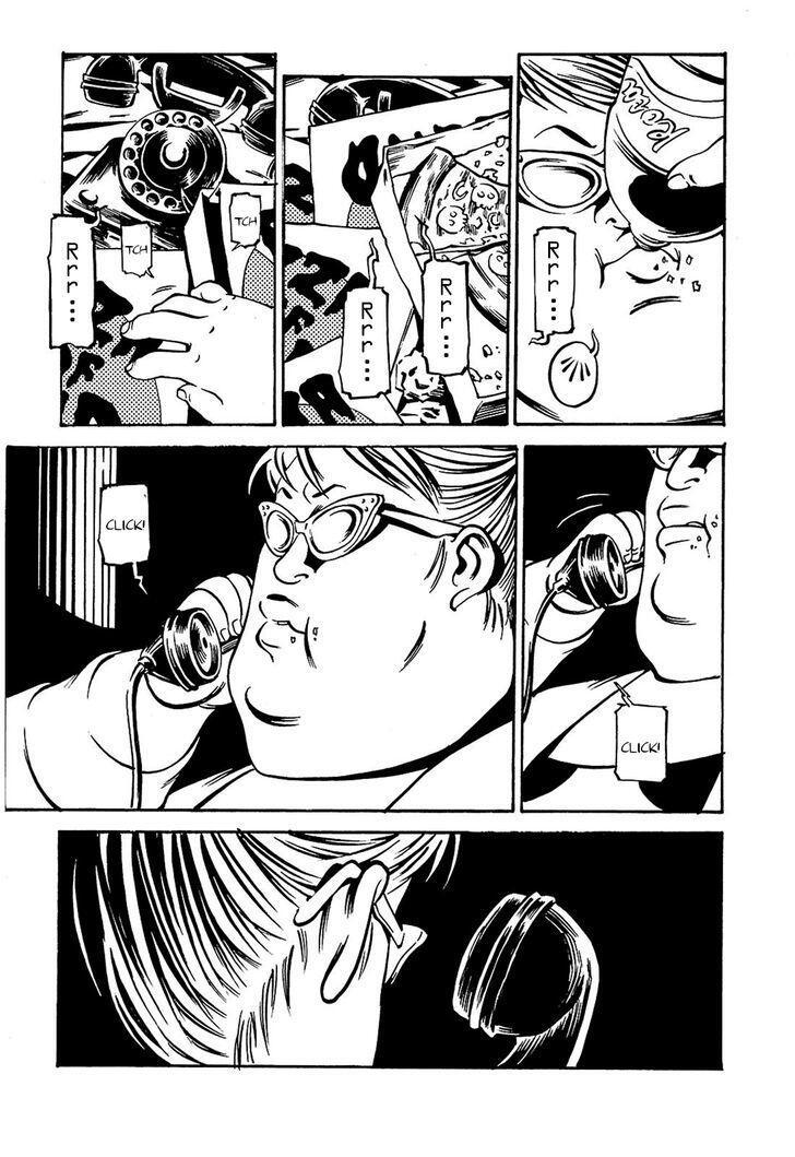 Deathco Vol.1 Chapter 5 : Castle page 17 - Mangakakalots.com