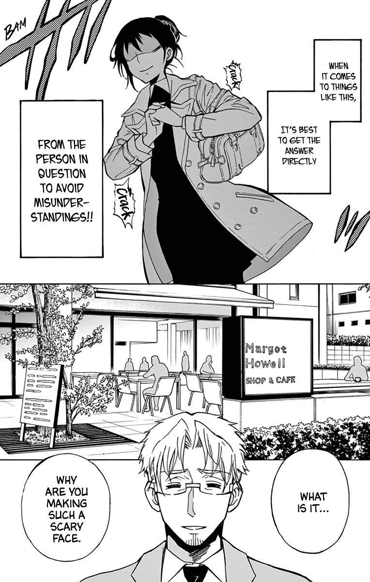 Dousei Sensei Wa Renai Ga Wakaranai. Chapter 14 page 6 - Mangakakalots.com