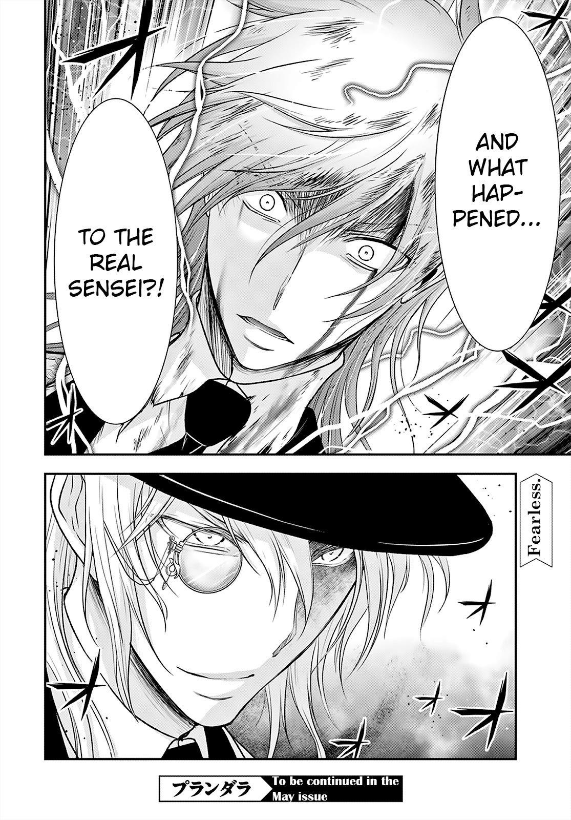 Plunderer Chapter 70 page 43 - Mangakakalots.com