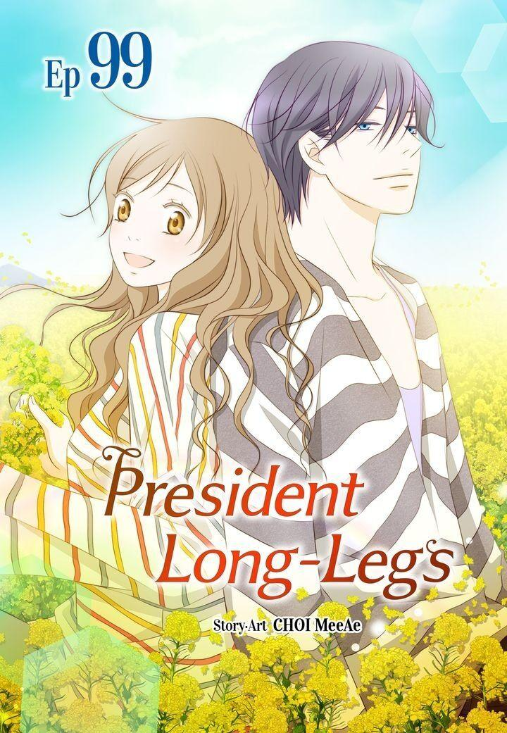 President Long-Legs Chapter 99 page 1 - Mangakakalots.com