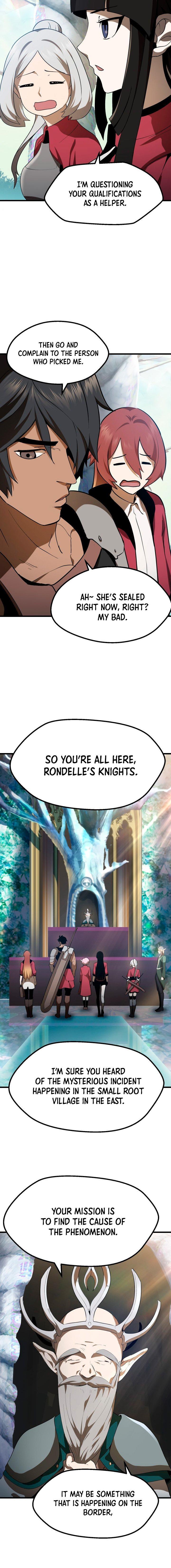 Survival Story Of A Sword King In A Fantasy World Chapter 78 page 7 - Mangakakalots.com
