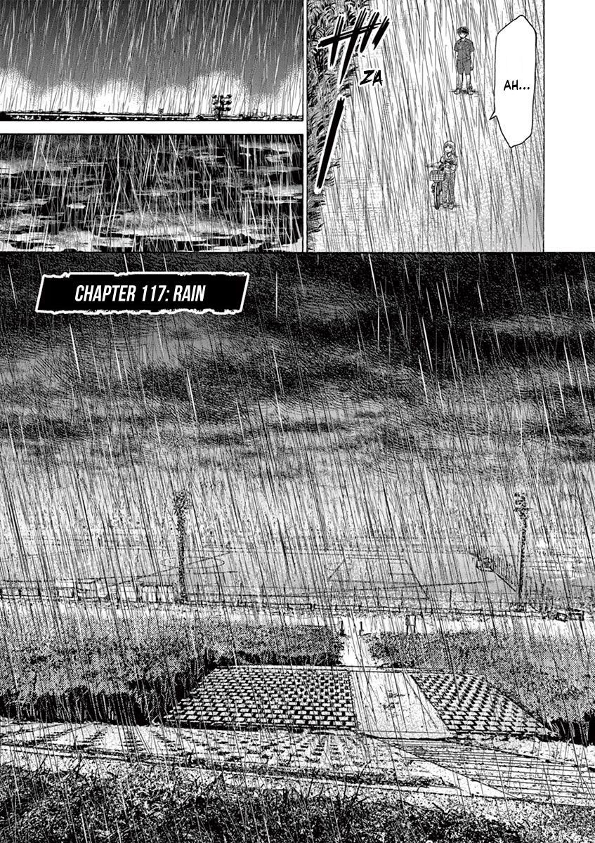 Ao Ashi Vol.12 Chapter 117: Rain page 4 - Mangakakalots.com