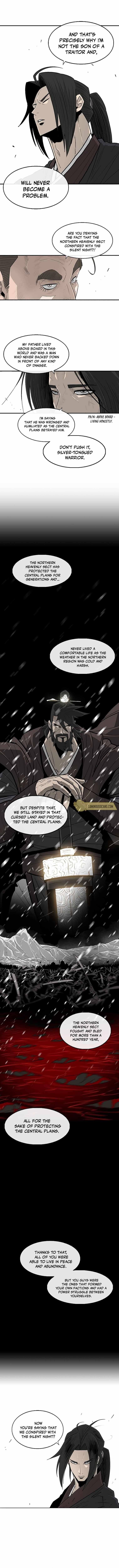Legend Of The Northern Blade Chapter 102 page 10 - Mangakakalots.com