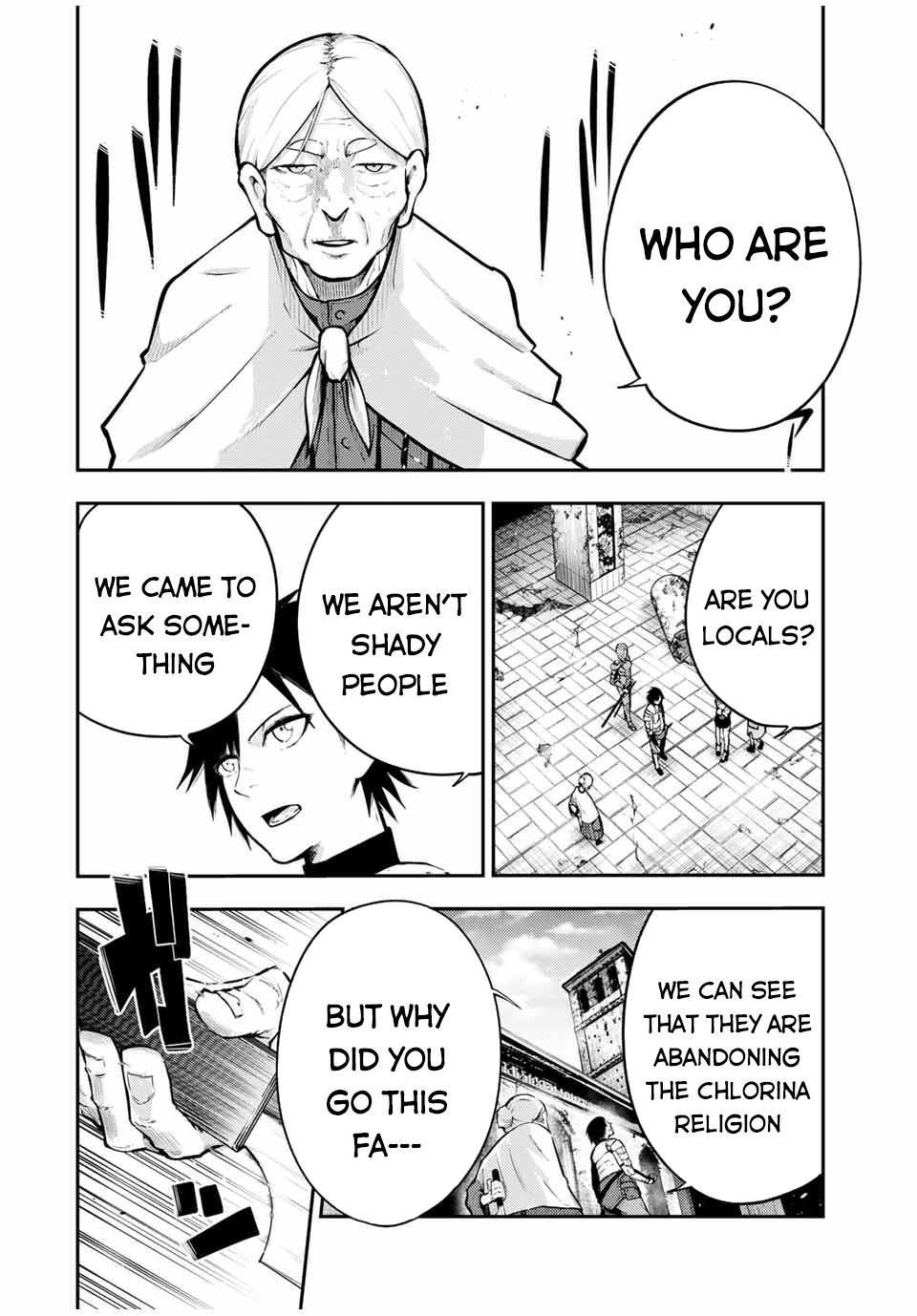 Dorei Tensei: Sono Dorei, Saikyou No Moto Ouji Ni Tsuki Chapter 37 page 3 - Mangakakalots.com