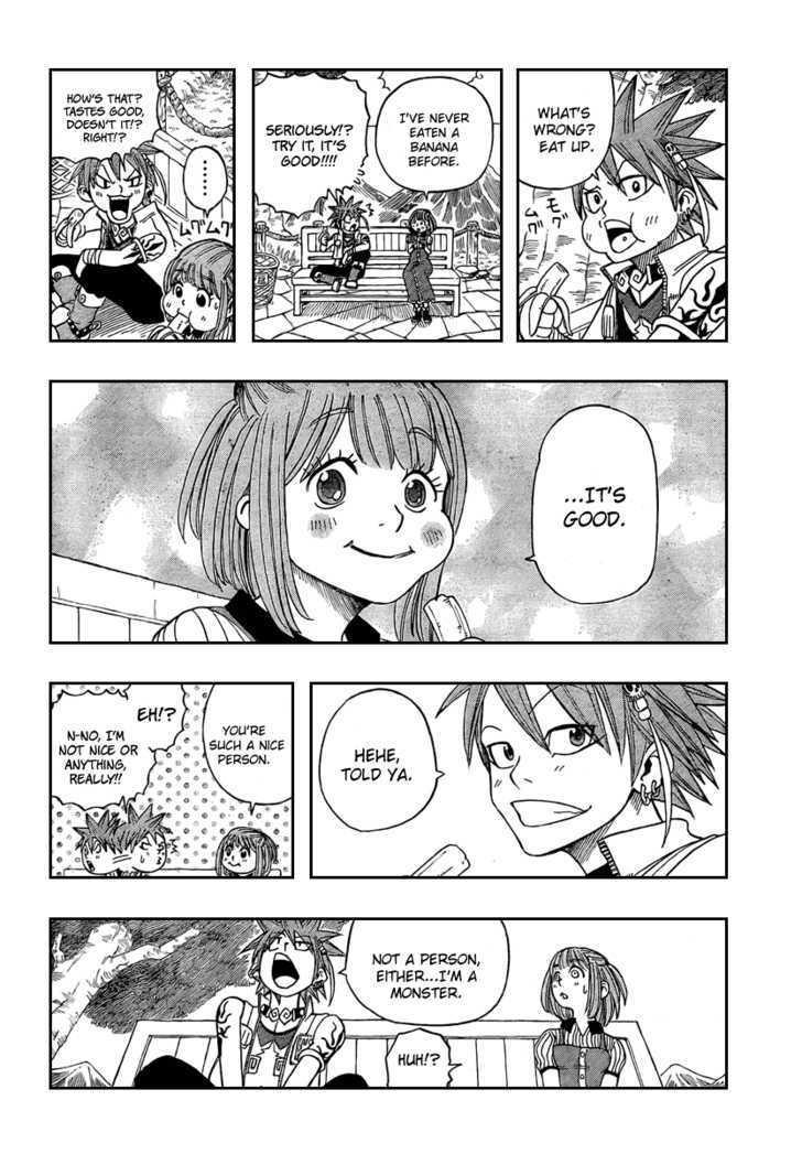 Buster Keel! Vol.2 Chapter 14 : My Funny Crem (Part 1) page 24 - Mangakakalots.com