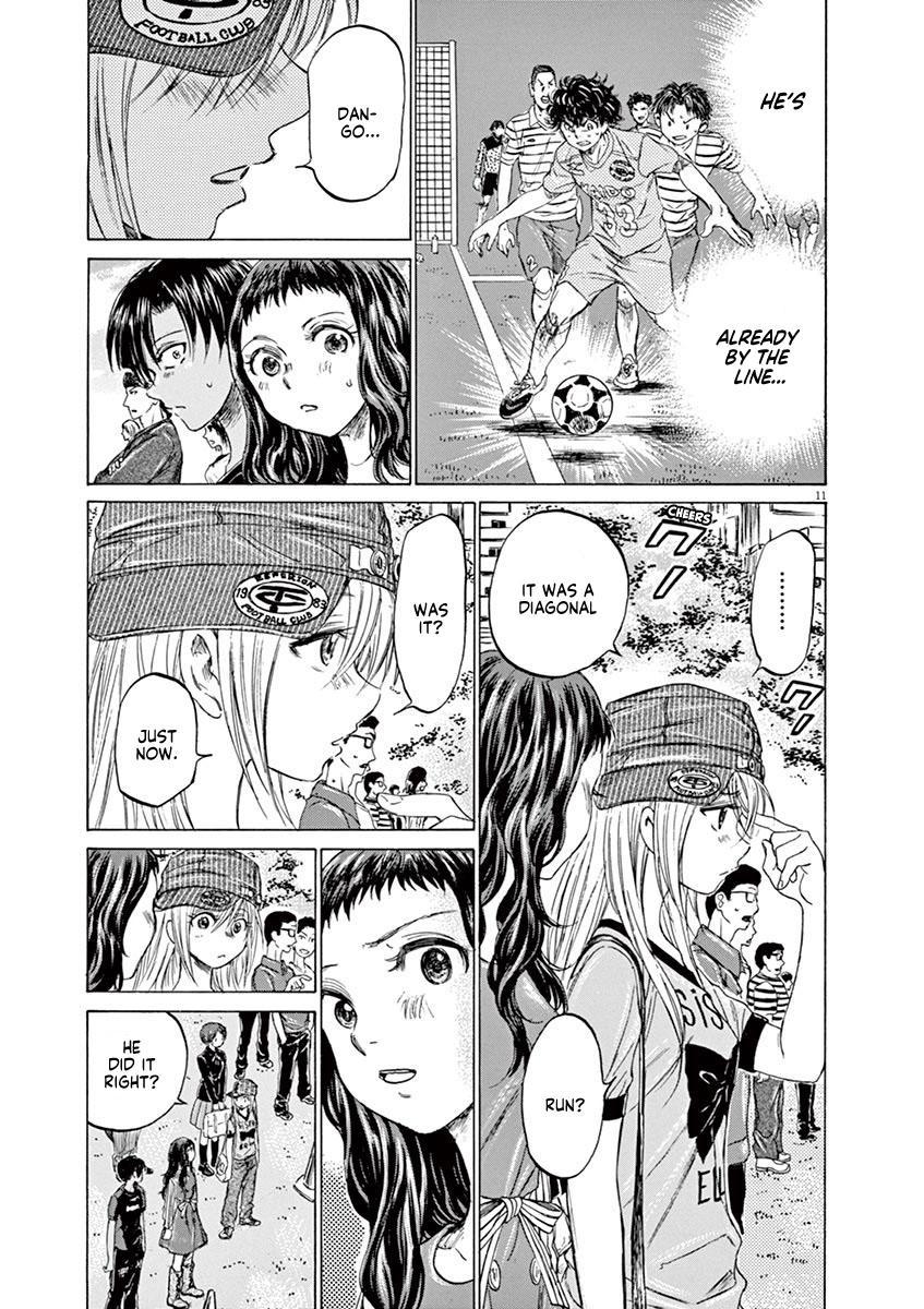 Ao Ashi Vol.11 Chapter 113: Memories Of Camp Nou page 11 - Mangakakalots.com