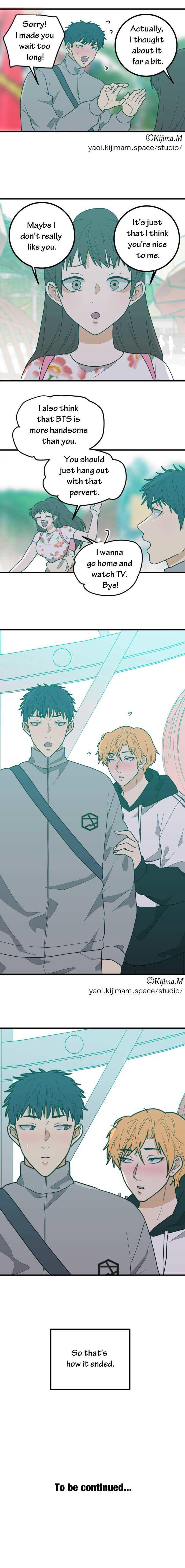 Roomxmate Chapter 51 page 13 - Mangakakalots.com