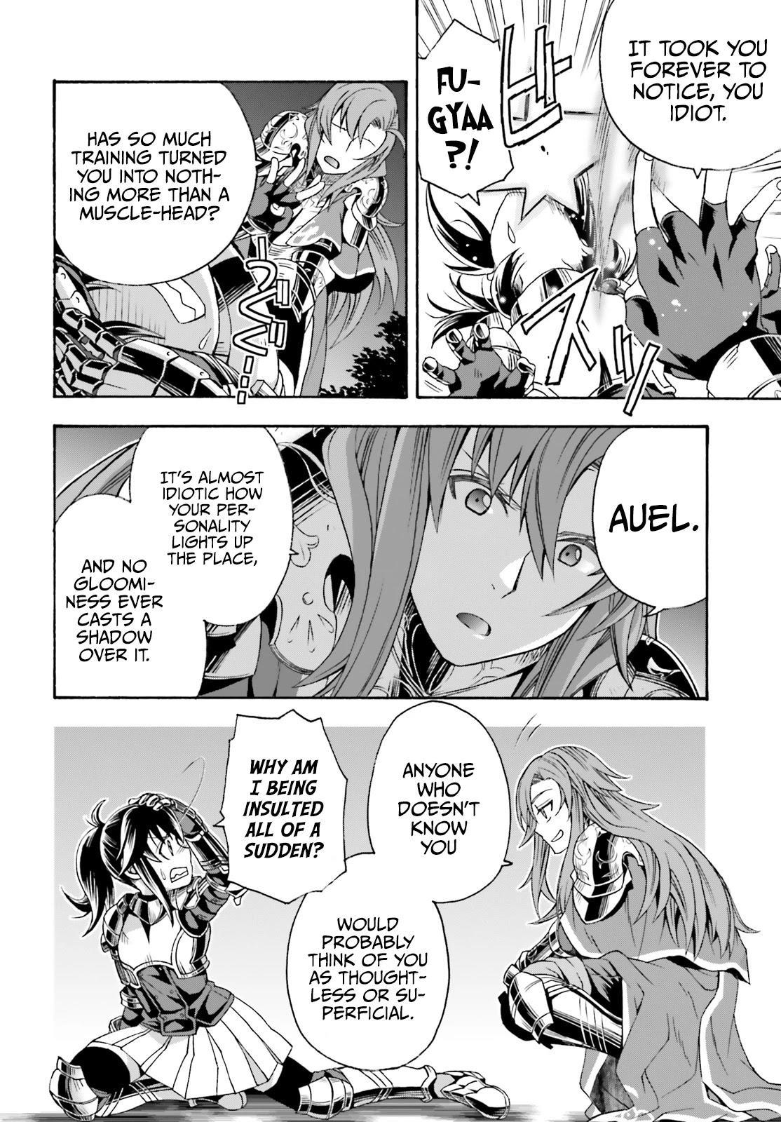 The Wrong Way To Use Healing Magic Chapter 43 page 31 - Mangakakalot