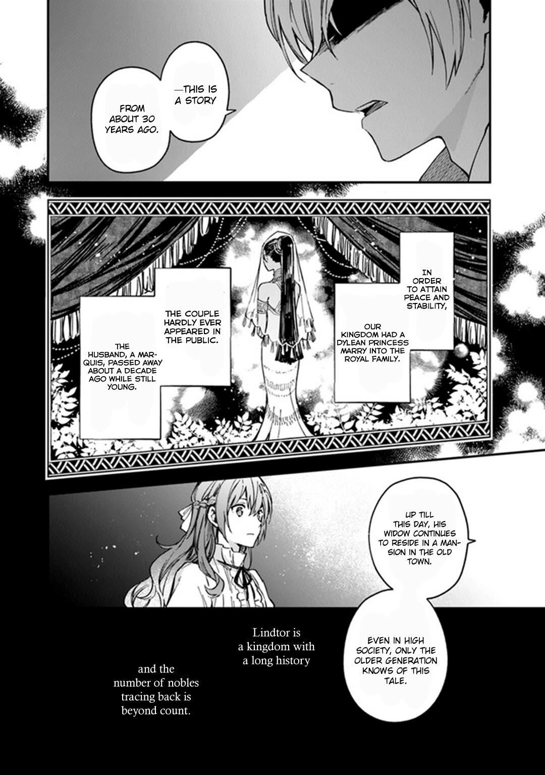 Please Don't Call Me Queen! Vol.2 Chapter 7: Political Marriage page 33 - Mangakakalots.com