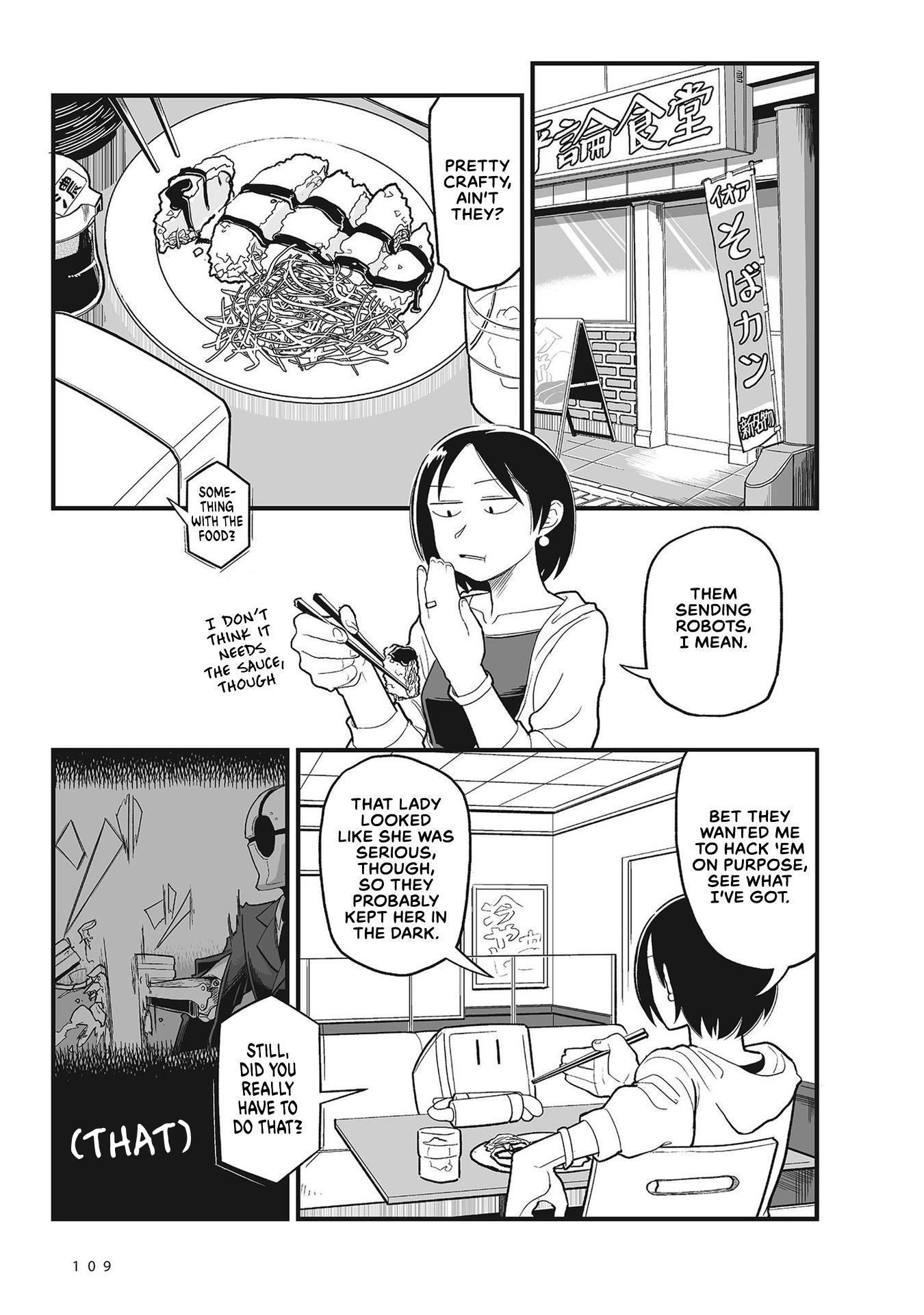 Sora Ni Mairu Vol.1 Chapter 6: Confronting S. page 9 - Mangakakalots.com