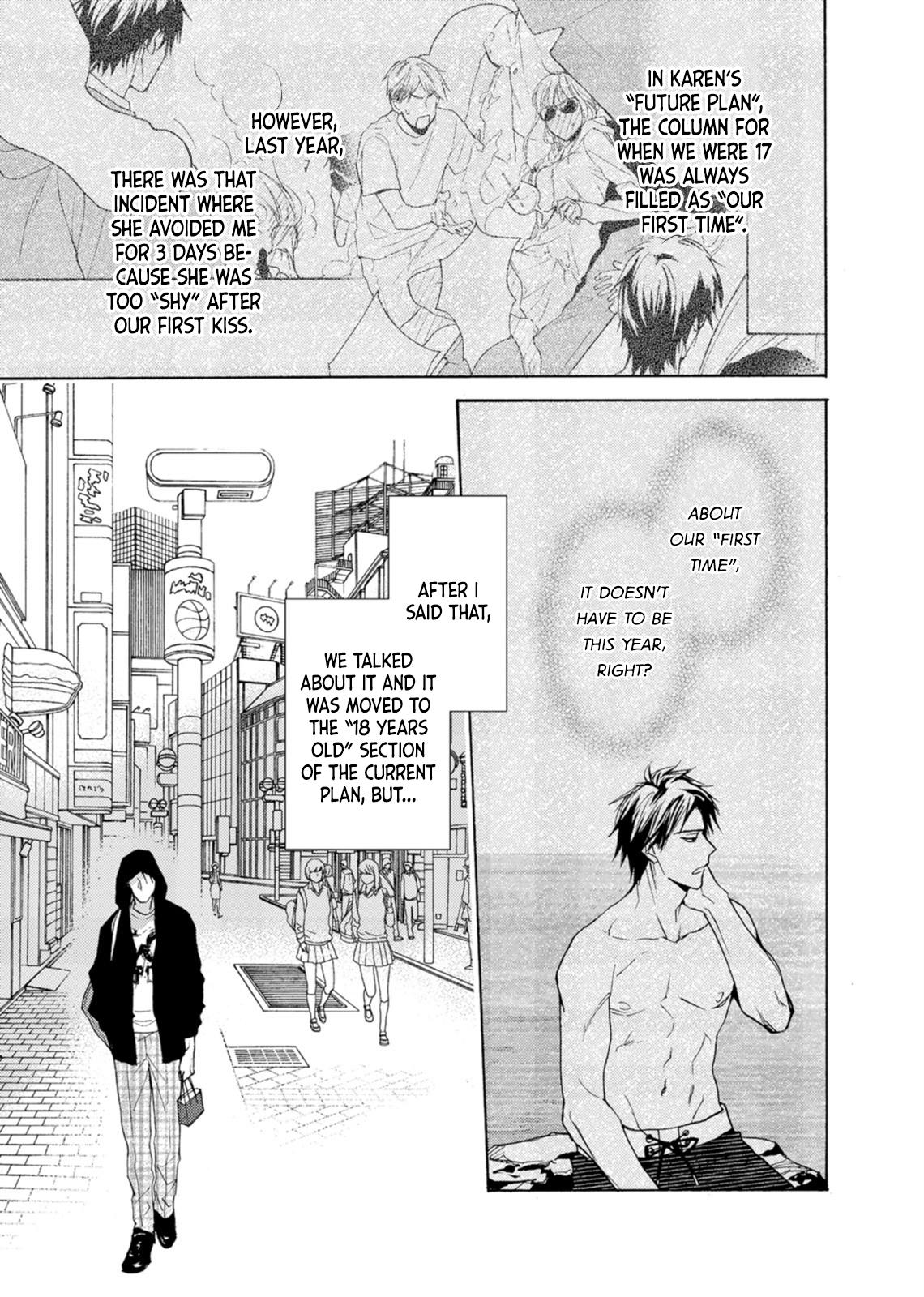 Mitsunaga Ougo Is Trying To Control Himself Vol.1 Chapter 1: Chapter 1 page 15 - Mangakakalots.com