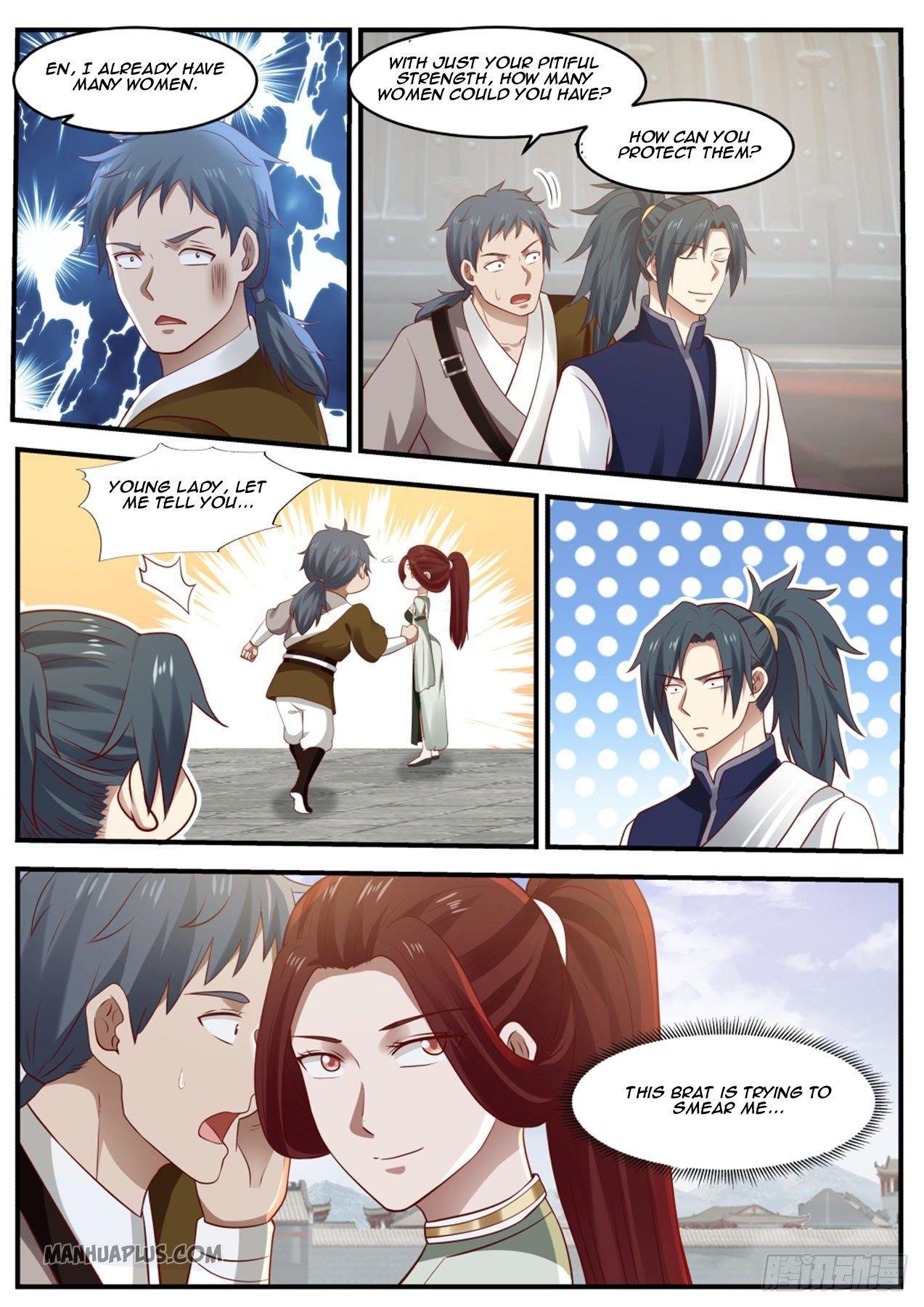 Martial Peak Chapter 986 page 10 - Mangakakalots.com