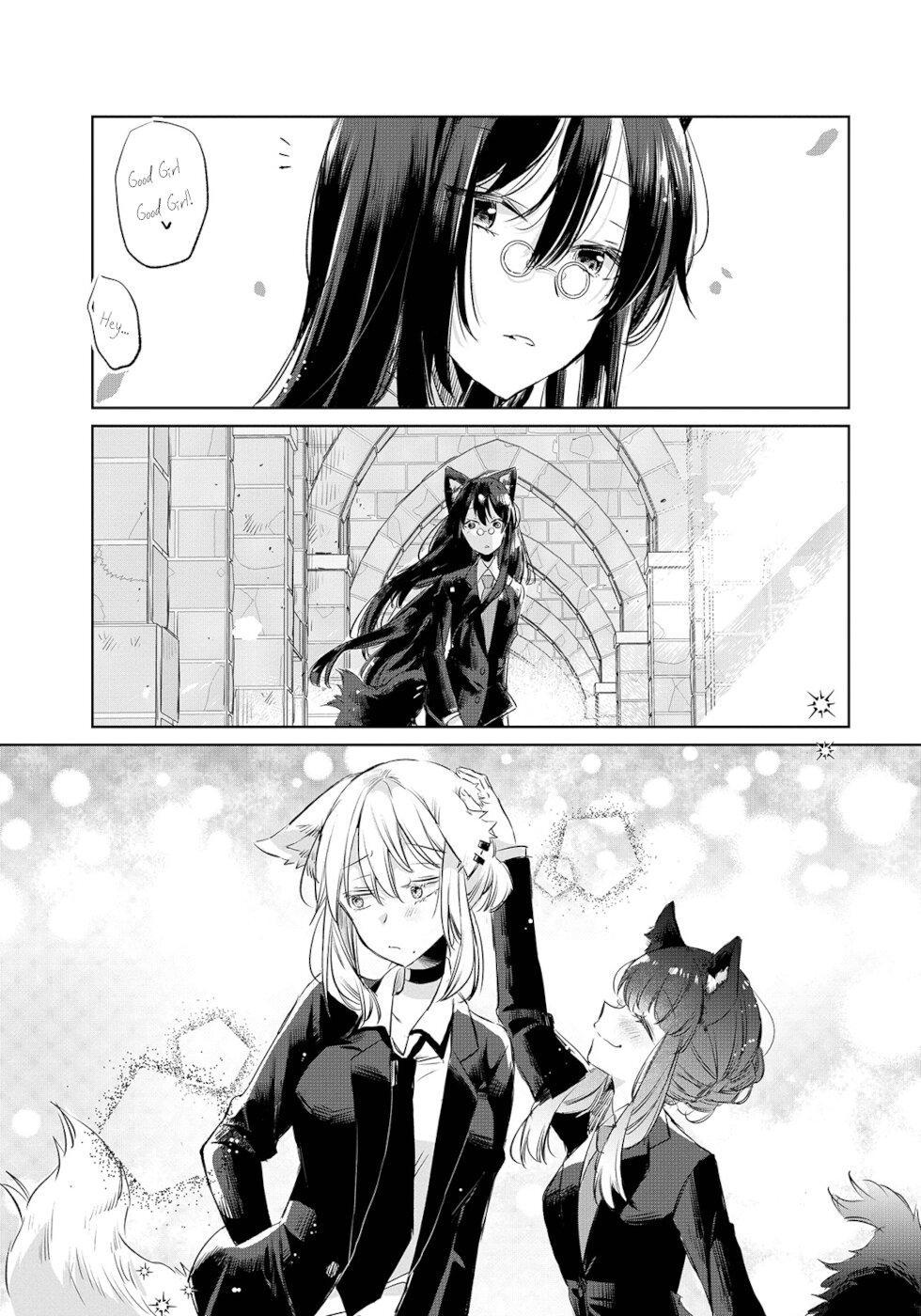 The Sheep Princess In Wolf's Clothing Chapter 9: Senpai's Love page 17 - Mangakakalots.com