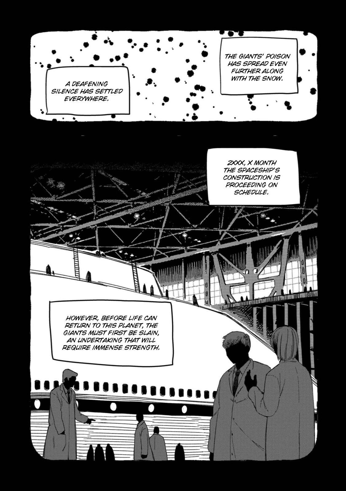 Rojica To Rakkasei Chapter 24: Among The Fireflies page 28 - Mangakakalots.com