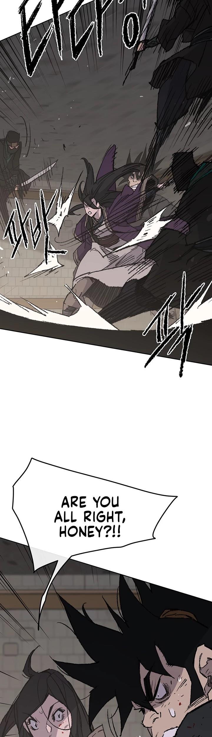 The Undefeatable Swordsman Chapter 73 page 31 - Mangakakalots.com