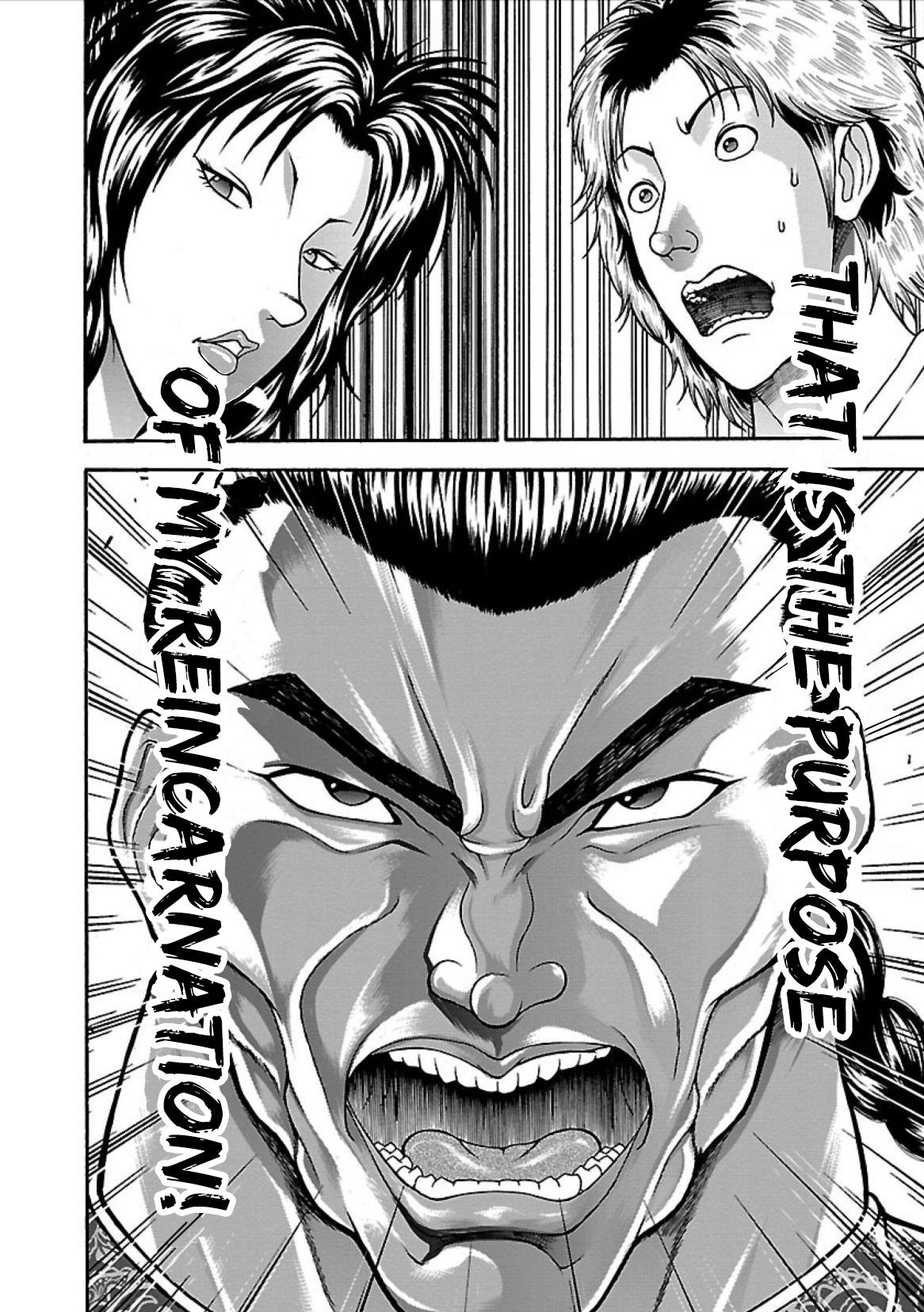 Baki Gaiden - Retsu Kaioh Isekai Tensei Shitemo Ikkō Kamawan! Vol.1 Chapter 8: Struggler page 19 - Mangakakalots.com