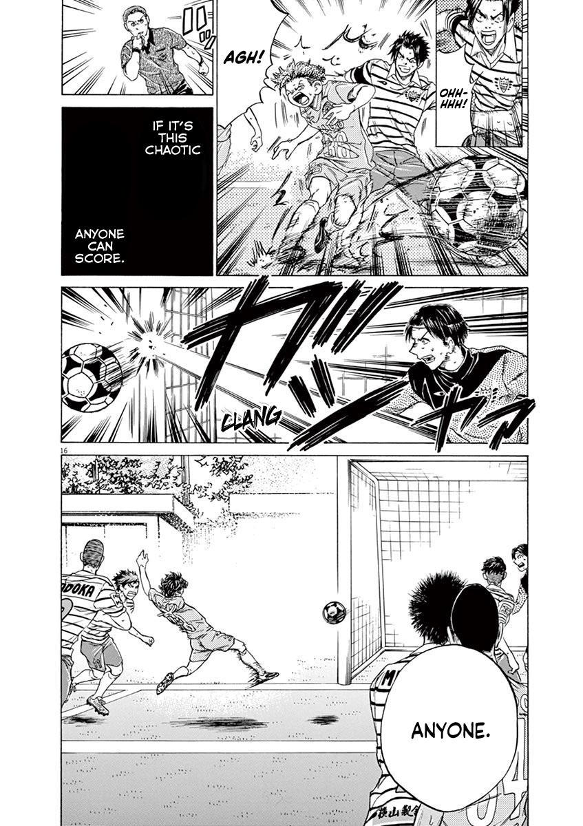 Ao Ashi Vol.11 Chapter 113: Memories Of Camp Nou page 16 - Mangakakalots.com