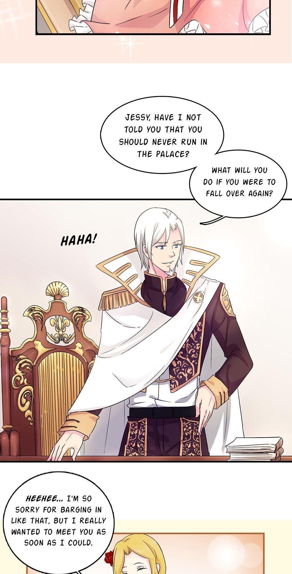 Surviving As The Prince's Fiancée Chapter 22 page 30 - Mangakakalots.com