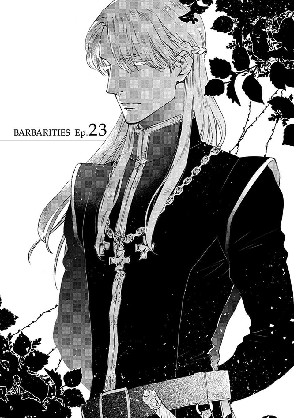 Barbarities Chapter 23 page 1 - Mangakakalots.com