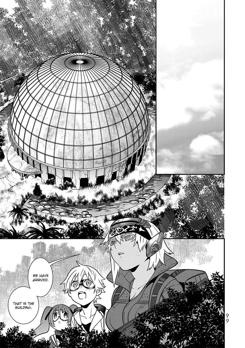 Last Order: Hitori Bocchi No Hyakunen Sensou Chapter 8: Still At War page 25 - Mangakakalots.com