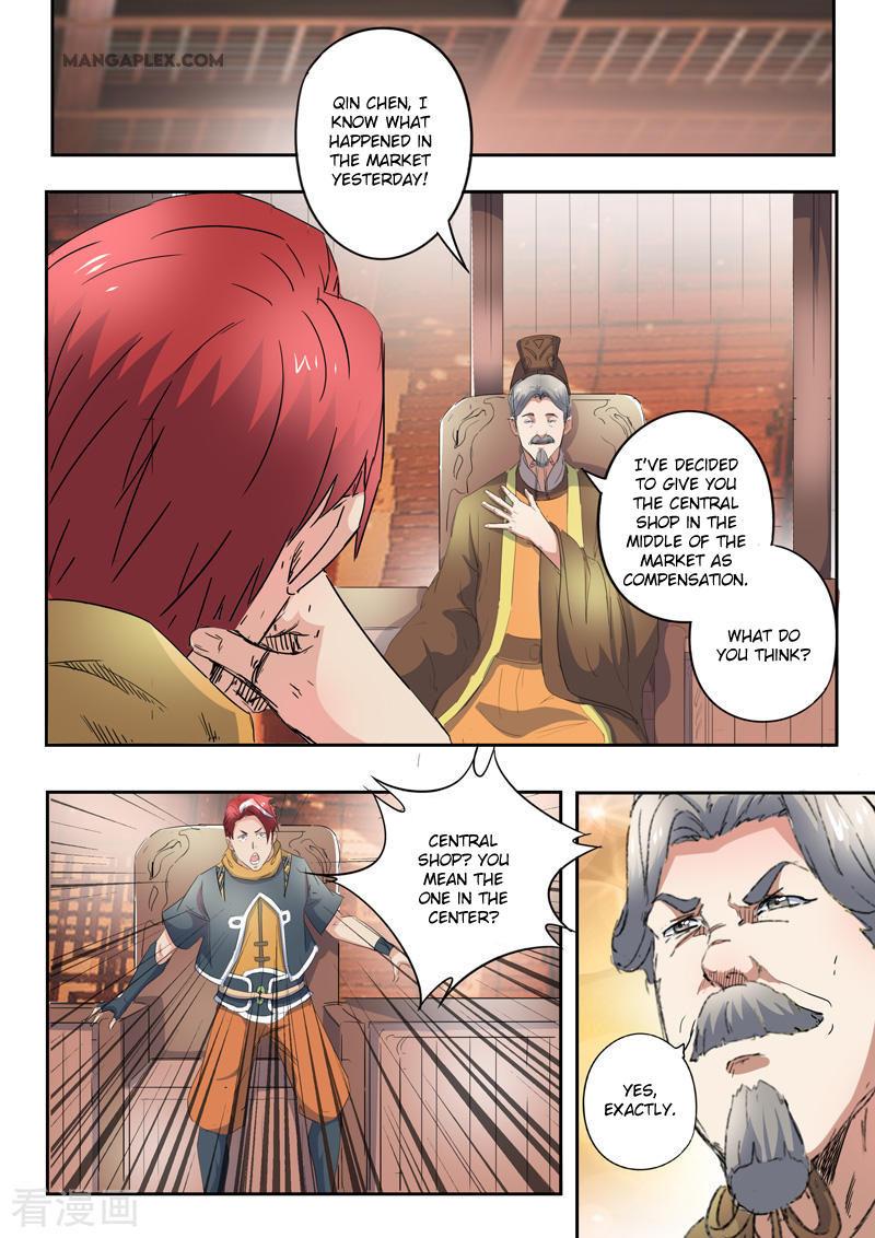 Martial Master Chapter 416 page 9 - Mangakakalots.com
