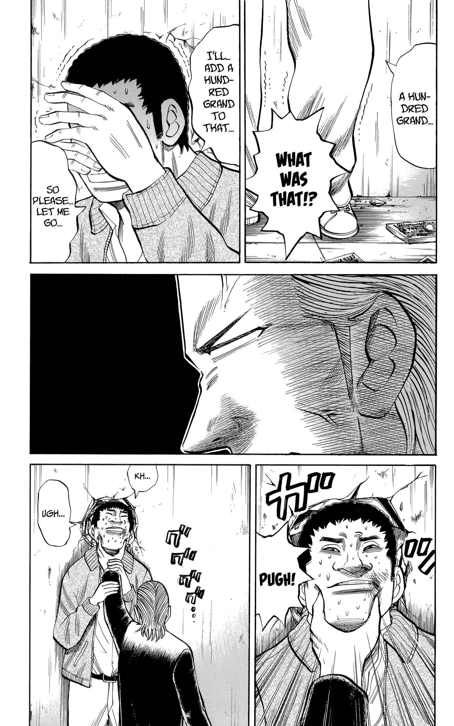 Nanba Mg5 Vol.12 Chapter 104: The Beast Has Been Unleashed page 15 - Mangakakalots.com