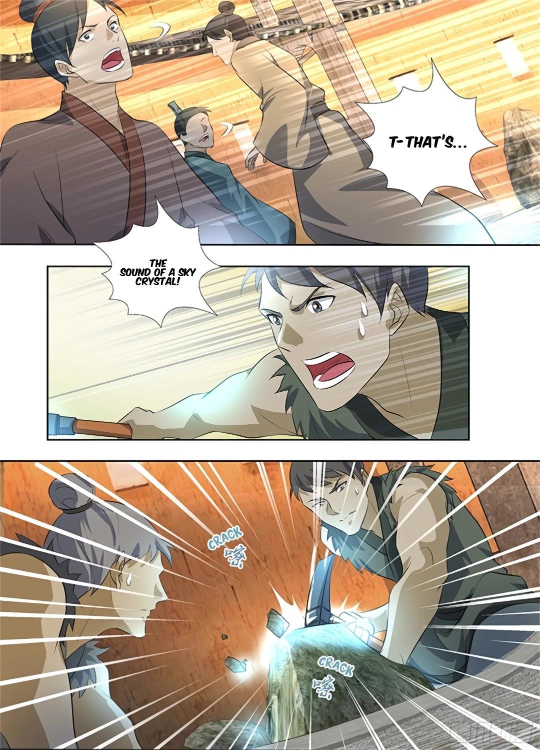 Yong Heng Zhi Zun Chapter 281 page 13 - Mangakakalots.com
