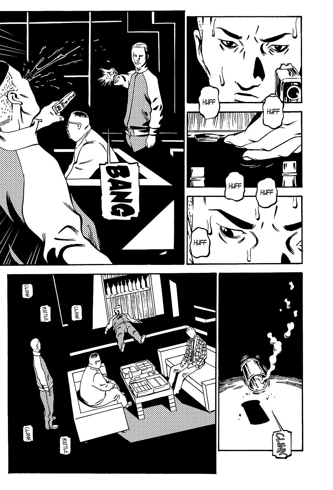 Deathco Vol.1 Chapter 3 : Reapers 3 page 3 - Mangakakalots.com