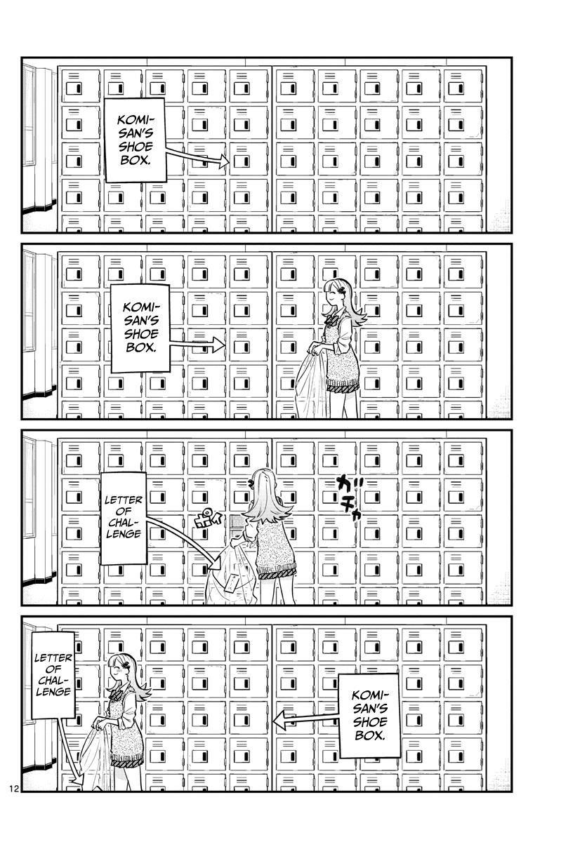 Komi-San Wa Komyushou Desu Vol.11 Chapter 147: Delinquents 3 page 2 - Mangakakalot