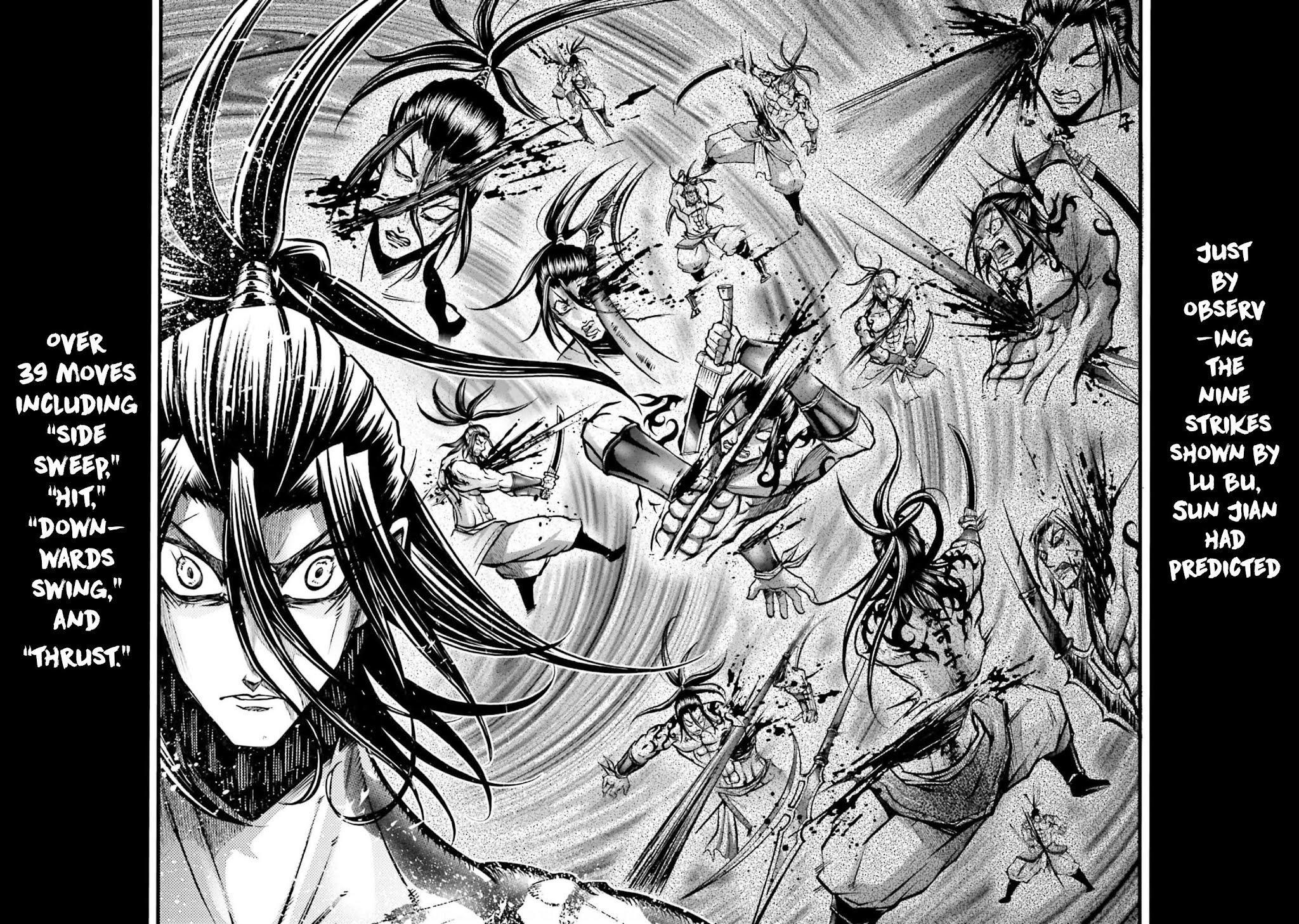 Shuumatsu No Valkyrie: The Legend Of Lu Bu Fengxian Chapter 8 page 15 - Mangakakalots.com