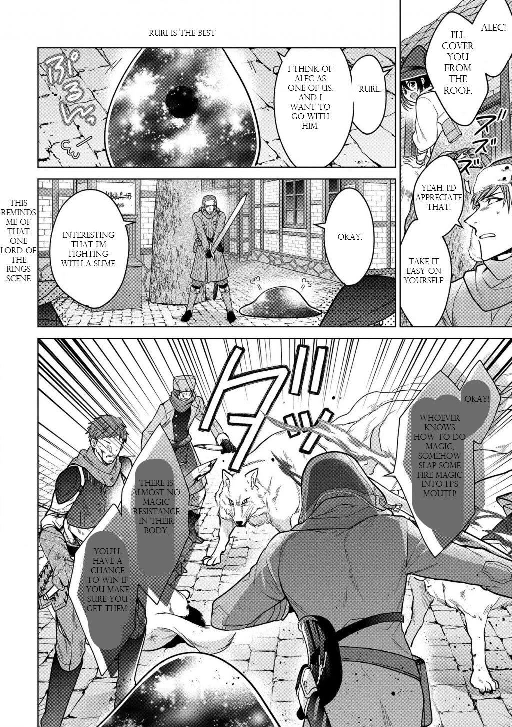 Life In Another World As A Housekeeping Mage Chapter 14.2: 14.2 Fixed page 1 - Mangakakalots.com