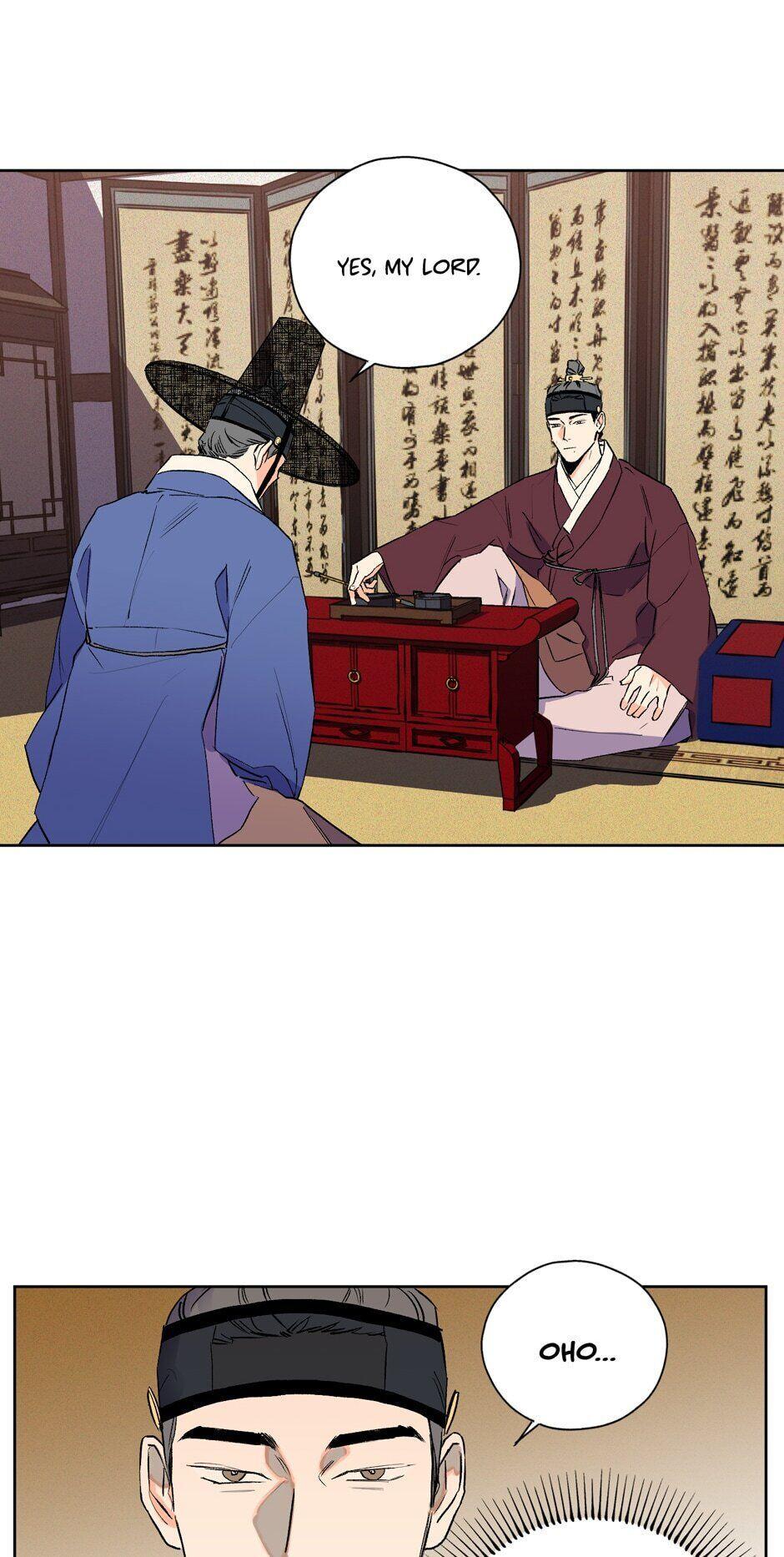 Finally, The Blue Flame Chapter 21 page 4 - Mangakakalots.com
