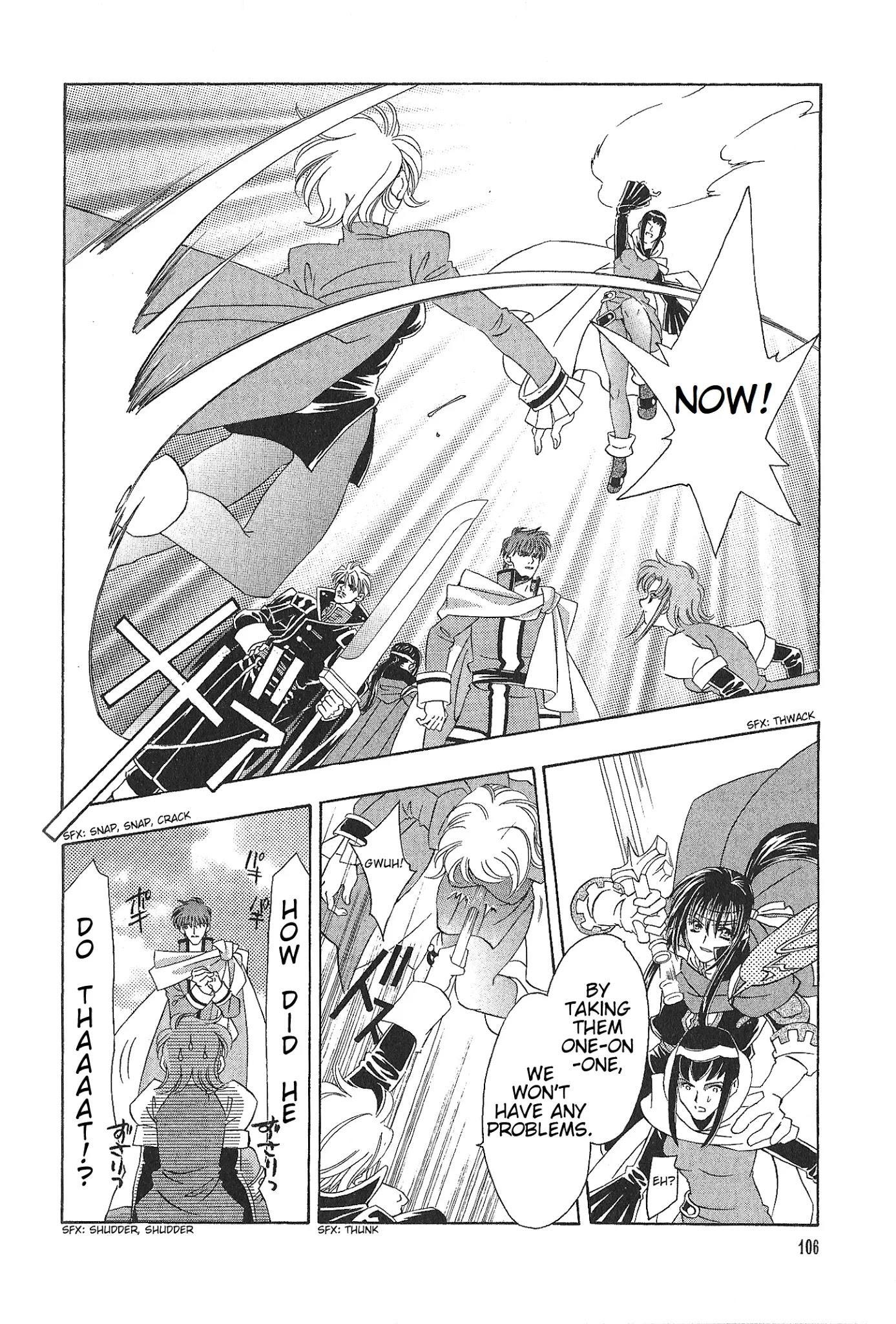 Fire Emblem: Seisen No Keifu Chapter 71 page 17 - Mangakakalots.com