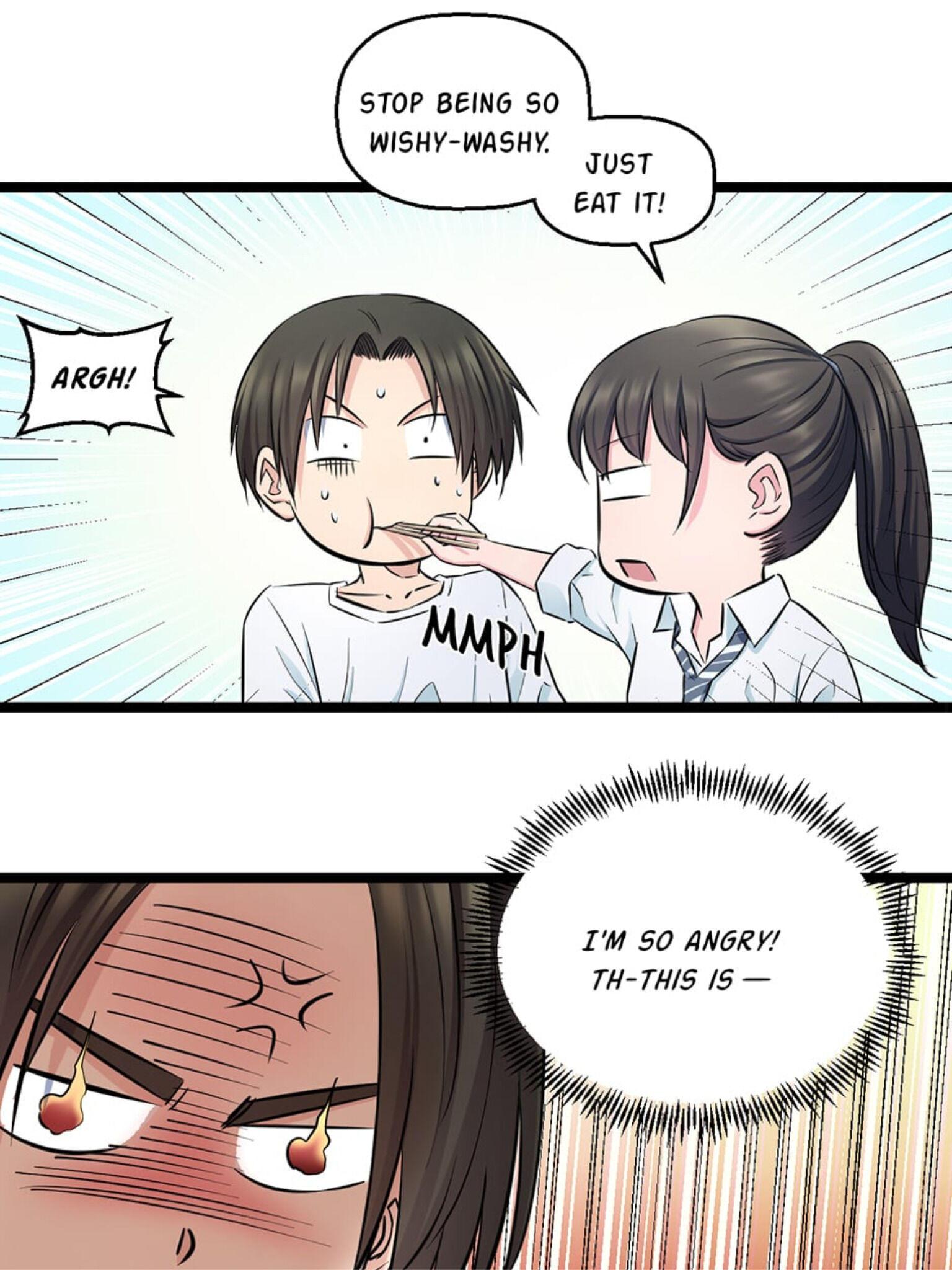 Fight Like A Girl Chapter 49 page 33 - Mangakakalots.com