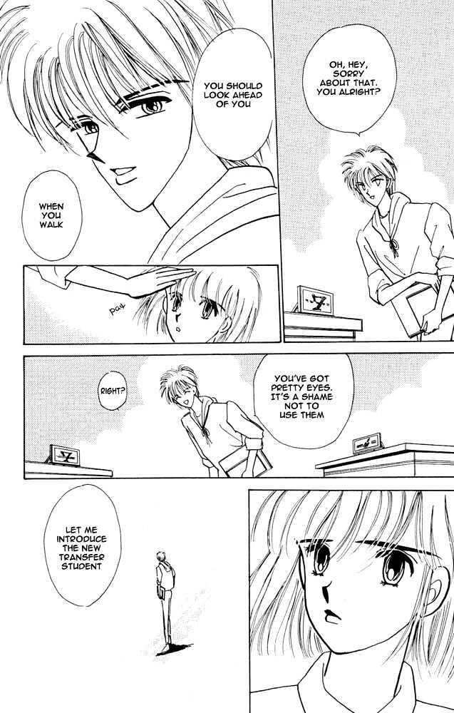 Shi To Kanojo To Boku Vol.1 Chapter 1 : The Girl Who Could See The Dead page 18 - Mangakakalots.com
